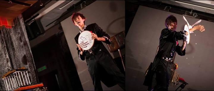 Magician Illusionist
