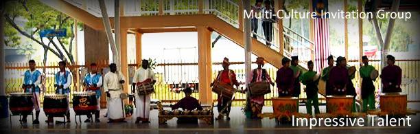 Muhibah Drums (Drum Harmony)