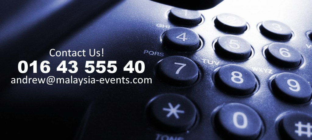 penang event planner contact