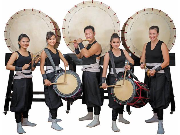 Japan Taiko Drums